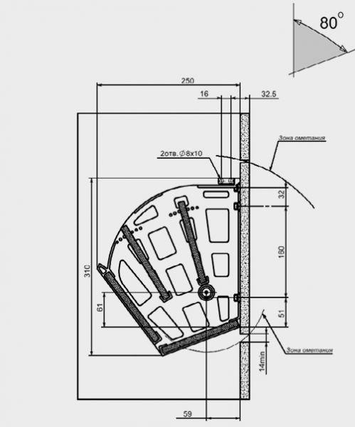 Комплект обувного механизма